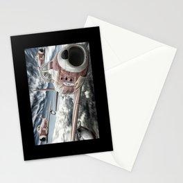 ASCUA aerobatic team Stationery Cards