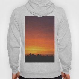 SUNRISE - SUNSET - ORANGE SKY - PHOTOGRAPHY Hoody