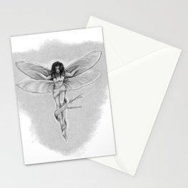 Lauren Dragonfly Fantasy Drawing Stationery Cards