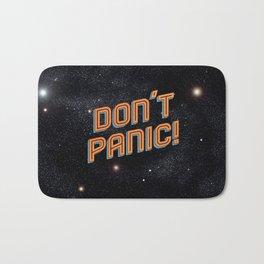 Don't Panic Bath Mat