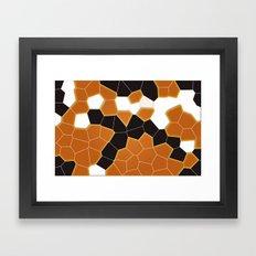 Yelloo Framed Art Print
