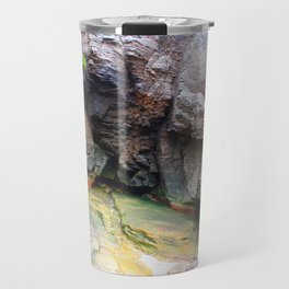 Shaped By The Sea - Island Life Travel Mug