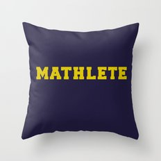 Mean Girls #9 – Mathlete Throw Pillow