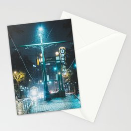 Downtown - Memphis Photo Print Stationery Cards