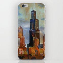 Sears Tower iPhone Skin