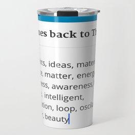 1 2 3 Go - The Source Travel Mug