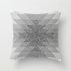 UFOlk 3 Throw Pillow