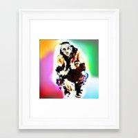 waldo Framed Art Prints featuring Waldo  by Enna