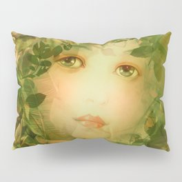 """""""The memory of an imagined childhood"""" Pillow Sham"""