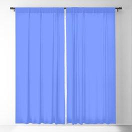 color for pattern 2 (#7294FF-cornflower blue) Blackout Curtain