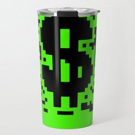 QR dollar Travel Mug