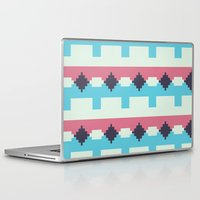 jane eyre Laptop & iPad Skins featuring Jane by Louisa Crompton Designs