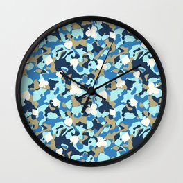 Camouflage : TM17068 Wall Clock