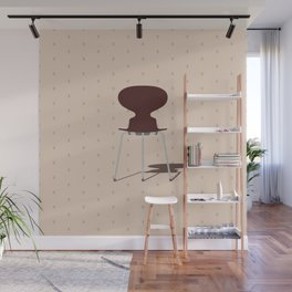 Arne // ANT CHAIR Wall Mural