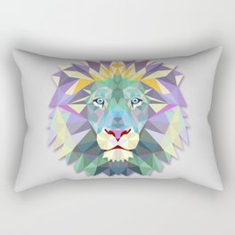 LIONKING Rectangular Pillow