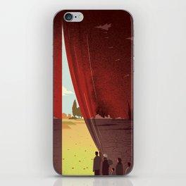 Hope Beyond the War iPhone Skin