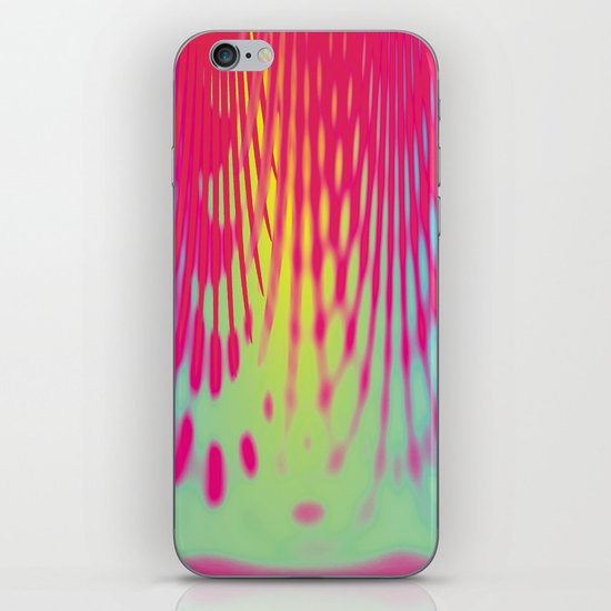 tie-dye party iPhone & iPod Skin