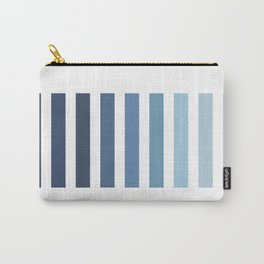 Sky and Water Blue Palette Carry-All Pouch