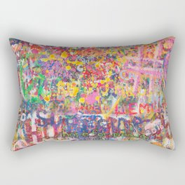 Hope of Peace Rectangular Pillow