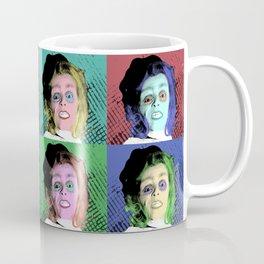 I quattro volti della Paura Coffee Mug