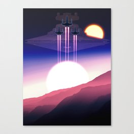 RogueSquadron Canvas Print