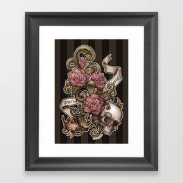 Gloria Invictis Framed Art Print