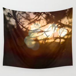 Invigorating Lights II Wall Tapestry