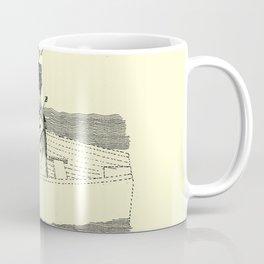 1887 Oarsman's Harness Patent Boat Coffee Mug