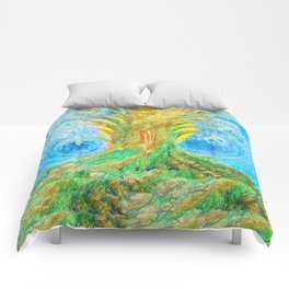 Flow Song of the Universe Comforters