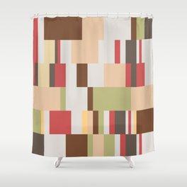 Songbird Vinyl Shower Curtain