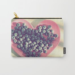 Blueberry love Carry-All Pouch