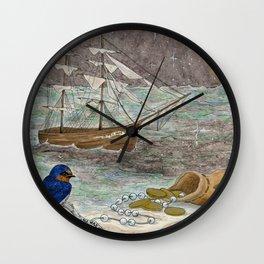 S.S. Hope Wall Clock