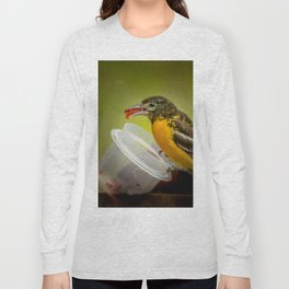 Mouth Full Long Sleeve T-shirt