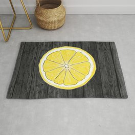 FRESH SQUEEZED! Rug