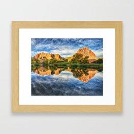 Colorful Colorado by Lena Owens/OLena Art Framed Art Print
