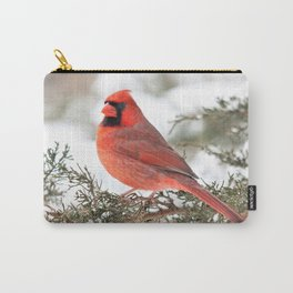 Regal Cardinal Carry-All Pouch