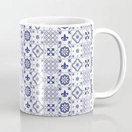 Moroccan tile pattern Coffee Mug