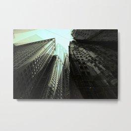 Perspective 1 Metal Print