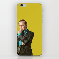 better call saul iPhone & iPod Skins featuring Better Call Saul! by dzn_art