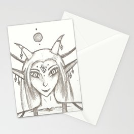 SCP- 0000 NX-CLASSIFIED Stationery Cards