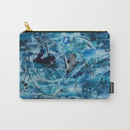 Sea motion Carry-All Pouch