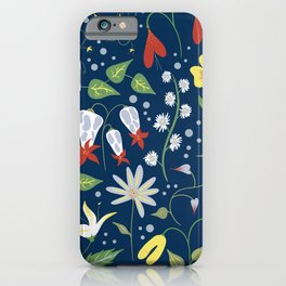 Florals iPhone Case