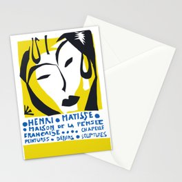Matisse Collage Poster Stationery Cards