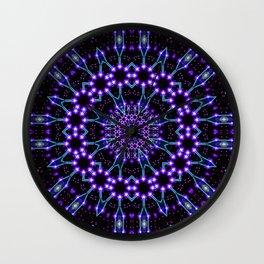 Light Structures Mandala Wall Clock
