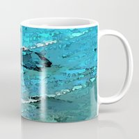 voyage Mugs featuring Voyage by Paul Kimble