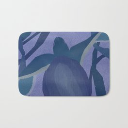 Leatherback Turtle Bath Mat