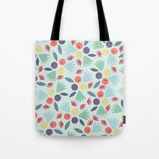 Berries & Leaves Tote Bag