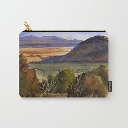 Highway 14 West Carry-All Pouch