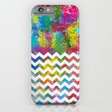 Free Mix Coloride Abstract iPhone 6s Slim Case