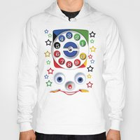 cartoons Hoodies featuring Retro Vintage smiley kids Toys Dial Phone iPhone 4 4s 5 5s 5c, ipod, ipad, pillow case and tshirt by Three Second